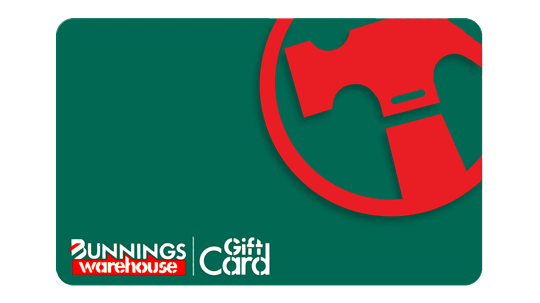 Bunnings ltd gift card bunnings ltd available in e voucher negle Image collections