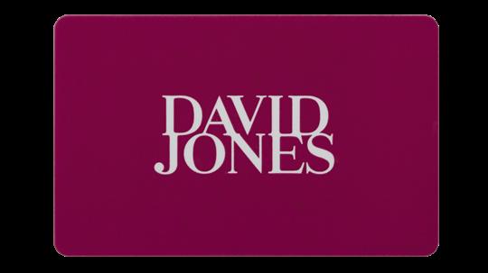David jones australia gift card david jones australia available in e voucher negle Gallery