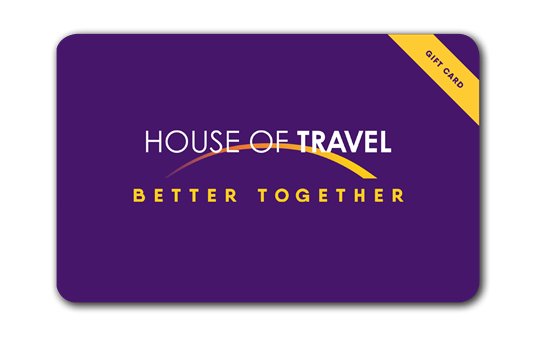 House of Travel - Gift Card